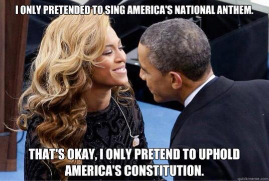 Obama & Beyonce