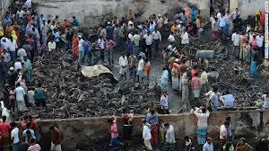 Bengladesh fire