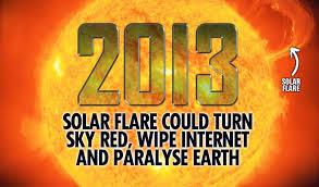 Solar flare 4